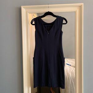 BCBG Dresses - Mini BCBG Navy Dress!